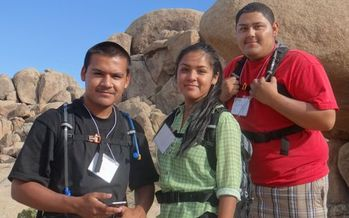 As part of Latino Conservation Week, community members are being encouraged to show their passion for protected areas, including the Mount Rushmore National Memorial. (Hispanic Access Foundation)