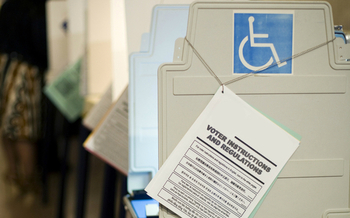 Advocates for people with disabilities are urging North Dakota election officials to ensure polling places are accessible for the upcoming election. (iStockphoto)