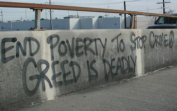 An End Poverty Now March outside the RNC will call for higher wages for struggling Ohioans. <br />(Bart Everson/Flickr)