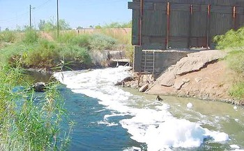 One HB 5538 rider would block enforcement of the EPA�s Clean Water Rule, which strengthened protections for streams and wetlands. (CNRC/Wikimedia Commons)<br />