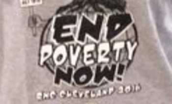 The End Poverty Now: March for Economic Justice takes place Monday outside the RNC in Cleveland.(End Poverty Coalition)