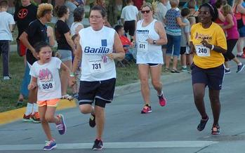 Thousands of athletes of all ages and abilities compete in more than 60 sports this weekend at the 30th Annual Iowa Games in Ames. (IowaGames.org)