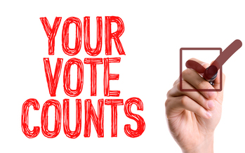 In 2012, an average of 7 percent of Colorado voters did not complete their ballots. (Dsw4/Wikimedia Commons).