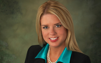 Thousands of Floridians are calling for an investigation into Attorney General Pam Bondi's handling of the Trump University fallout. (FL.gov)