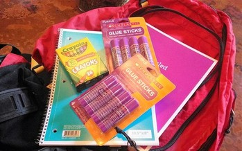 With the start of school nearing, civic, faith and business groups across Kentucky are sponsoring school supply drives. (Greg Stotelmyer)