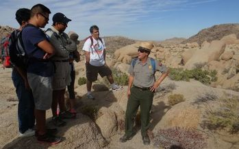 Hispanic community members are being encouraged to show their passion for protected areas, including the Theodore Roosevelt National Park, as part of Latino Conservation Week. (Hispanic Access Foundation)