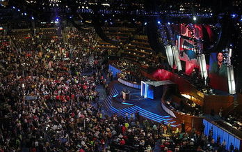 With the Democratic National Convention kicking off today, advocates say both political parties are ignoring a major problem in New Hampshire and the nation: that of childhood poverty. (Qqqqqq via wiki)
