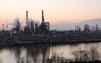 An international delegation of environmental activists is hosting a Toxic Tour of Philadelphia�s largest refinery today. (Philadelphia Energy Solutions)