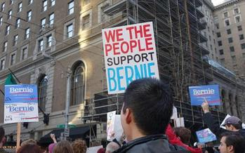 Many supporters of Sen. Bernie Sanders say they'll refocus their attention on other political races in Congress and state legislatures. (Laura Musikanski/morguefile)