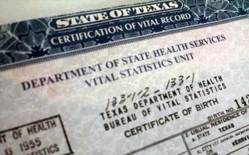 A federal lawsuit settlement should make it easier for undocumented immigrants to obtain a Texas birth certificate for their children born in the United States.