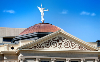 A group of doctors and clinics is in court, challenging a new Arizona law that could strip abortion providers of Medicaid funds. (kingwu/iStockphoto)