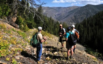 A judge has ruled against a plan to explore mining claims in the Frank Church - River of No Return Wildnerness. (Idaho Conservation League)