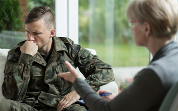 Returning veterans often have unique legal needs, and the UW's Veterans Law Center can help. (KatarzynaBialasiewicz/iStockPhoto.com)