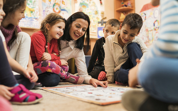 Minnesota child care experts are hoping a new early education scholarship program could help with the high turnover rate for staff in the industry. (iStockphoto)