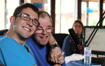Many people with developmental disabilities have spent their entire lives in the same group home, so changes proposed by the state are bound to be challenging. (NCVO London/Flickr)