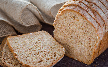 Seven-grain bread is just one of the healthy food products that can be delivered from local producer to home by an innovative new food service called Square Harvest. (William Graf, UW)