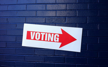Early voting in Ohio will begin this year on Oct. 11. (justgrimes/Flickr)