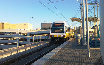 Nashville's Metro Transit Authority is looking over the next 25 years to add a light rail system like the one seen here in Dallas. (jefzila/flickr.com)