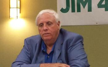 Jim Justice, the Democratic Party candidate for West Virginia governor, says the state has no choice but to find the money to pay for more drug treatment. (Dan Heyman)