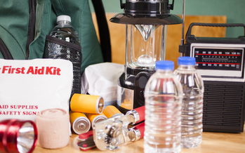 September is National Preparedness Month, and the Federal Emergency Management Agency is urging families to create a disaster kit and emergency plan. (iStockphoto)