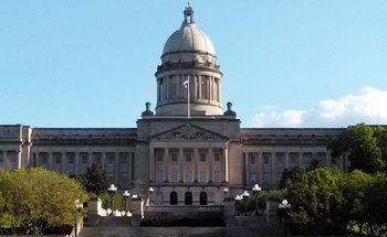 The Kentucky Capitol is one of many across the country where today, clergy and activists will rally against what they see as