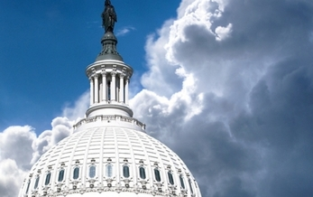 A new report confirms that clashing ideas about climate change are contributing to partisan polarization. (Wildpixel/iStockphoto)