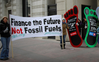 Twenty-one young people ages 8 to 19 are arguing that the U.S. government violated their rights by its failure to reduce the effects of climate change. (ItzaFineDay/flickr)