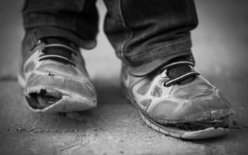 New census numbers show a big drop in the number of Minnesota kids living in poverty, but thousands more still need help than before the recession. (iStockphoto)