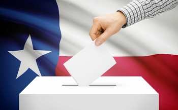 The deadline for Texans to register to vote in the Nov. 8 presidential election is Oct. 11. (niyazz/iStockphoto)