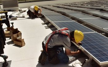 Solar advocates say the recommendations from the Governor's New Energy Industry Task Force could revive the industry if enacted. (MT Aero)