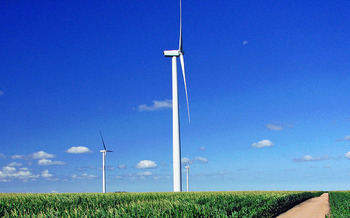 A new survey shows young Republican voters are in favor of renewable energy. (Don Graham/Flickr)