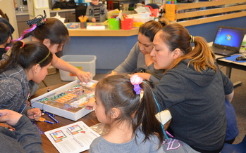 After-school programs allow children to expand on what they've learned during the day in a hands-on way. (School's Out Washington)
