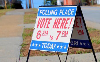 Some African-American and Latino voters waited much longer at the polls than white voters in the 2012 election. (DodgertonSkillhause/morguefile)
