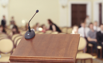 Utah candidates for local and state office are facing off this week in debates. (Kichigin/iStockphoto)