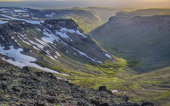 The Steens Mountain Wilderness in southern Oregon is managed by the Bureau of Land Management. (BLM Oregon and Washington)