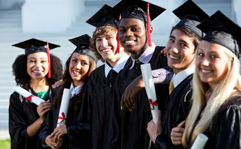A new study says African-American and Latino students are significantly under represented in the country�s top public research universities. (Kali9/iStockphoto)