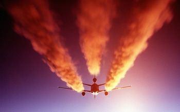 U.S. aircraft are responsible for almost half of worldwide CO2 emissions from aviation. (skeeze/pixabay.com)