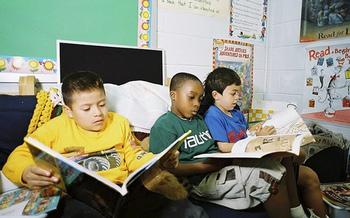 Research shows racial disparities exist in Michigan in reading proficiency, school discipline, and graduation rates. (U.S. Dept. of Education)