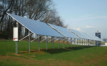 Switching to 100 percent renewable source would save $9 billion in energy and fuel costs in Pennsylvania in 2050 alone. (USDA/Wikimedia Commons)