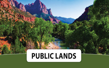 County memberships in a group working to transfer public lands to states are on the decline. (Council of State Governments)