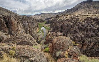 The Bureau of Land Management oversees the Bruneau-Jarbidge-Owyhee River Wilderness in Idaho. (BLM)