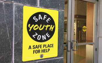 New safe youth zones are opening as part of a pilot program in Los Angeles and Long Beach to help teenage sex trafficking victims escape their situation. (Andrew Reis/Office of Supervisor Don Knabe)