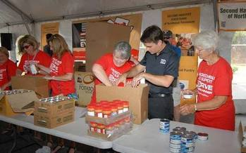 For those who don't have time to volunteer for charity, Give to the Max Day is happening Thursday. (aarp.org)