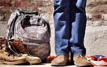 Idaho has more than 3,000 active-duty members of the military. (Benjamin Faust/Unsplash)