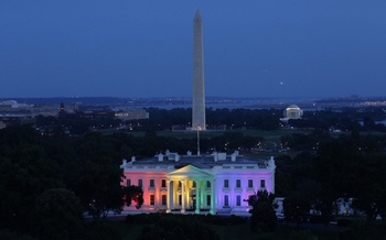 LGBT rights have come a long way over the past 40 years. (Official White House Photo by Chuck Kennedy)