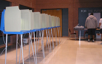 Gov. Pat McCrory continues his demands for a statewide ballot recount, but says he'll back off if a recount in Durham County validates the original results. (TannerLovelace/Flickr)