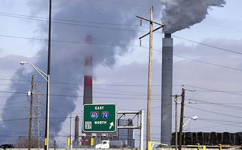 An Indianapolis coal plant in operation for nearly a century has converted to natural gas, but local residents want assurances that the coal-waste cleanup will be thorough. (Sierra Club)