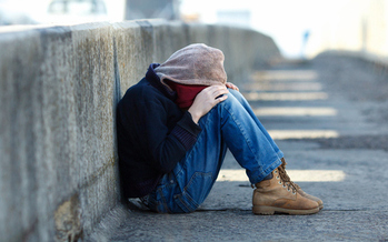 A federal survey shows that Texas has reduced the number of homeless people needing shelter by 42 percent since 2007. (bodnarchuk/iStockphoto)