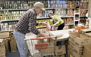 Seniors visits to Minnesota food pantries have jumped in the last few years. (house.leg.state.mn.us)<br /><br /><br />