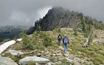 One of Idaho's U.S. Senators has introduced a bill to create a Scotchman Peaks Wilderness Area. (Steve Weisse/Friends of Scotchman Peaks Wilderness)